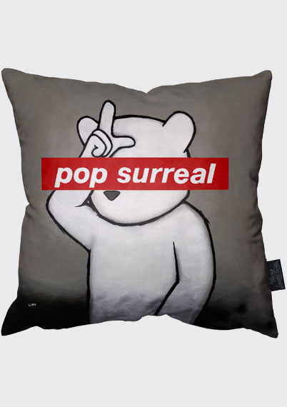 Pop Surreal Pillow